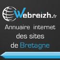 Webreizh, l'annuaire des sites internet  de Bretagne et Loire-Atlantique.