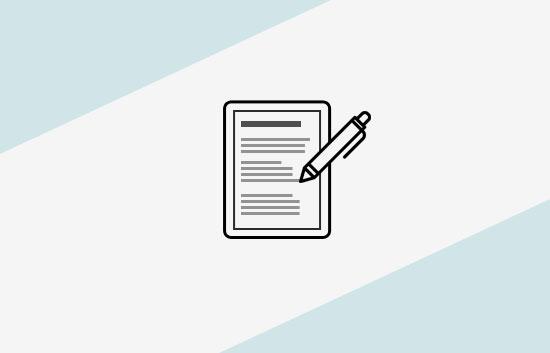 Rédiger la fiche de votre site internet
