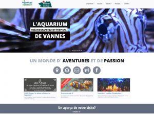 aquarium de vannes, sorties et découvertes - Morbihan