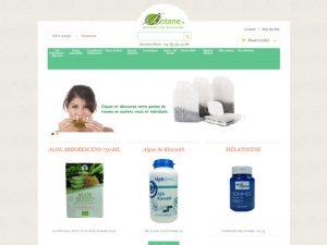 Botane, compléments alimentaires biologiques
