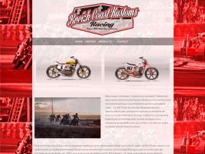 Breizh Koast custom, l'atelier de moto de la pointe bretonne