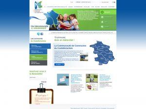 La communauté des communes Castelbriantais