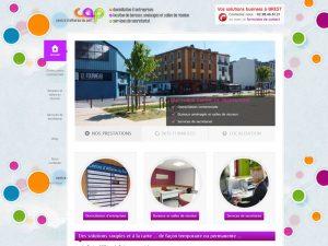 Centre d'affaires du port, propose location salles de réunions, Brest