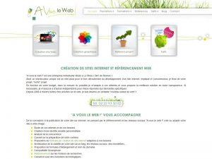 A vous le web, agence de création et de référencement de site internet sur Rennes