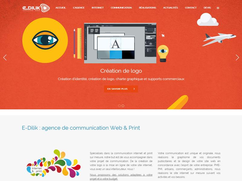 Création de sites internet et logos sur Vannes Morbihan