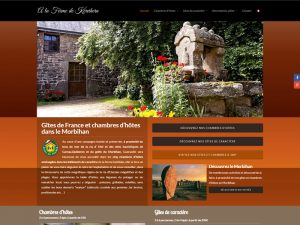 Location de gîtes et chambres d'hôtes en Morbihan