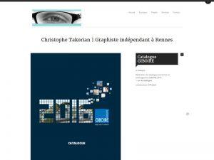 Christophe takorian - graphiste indépendant sur Rennes