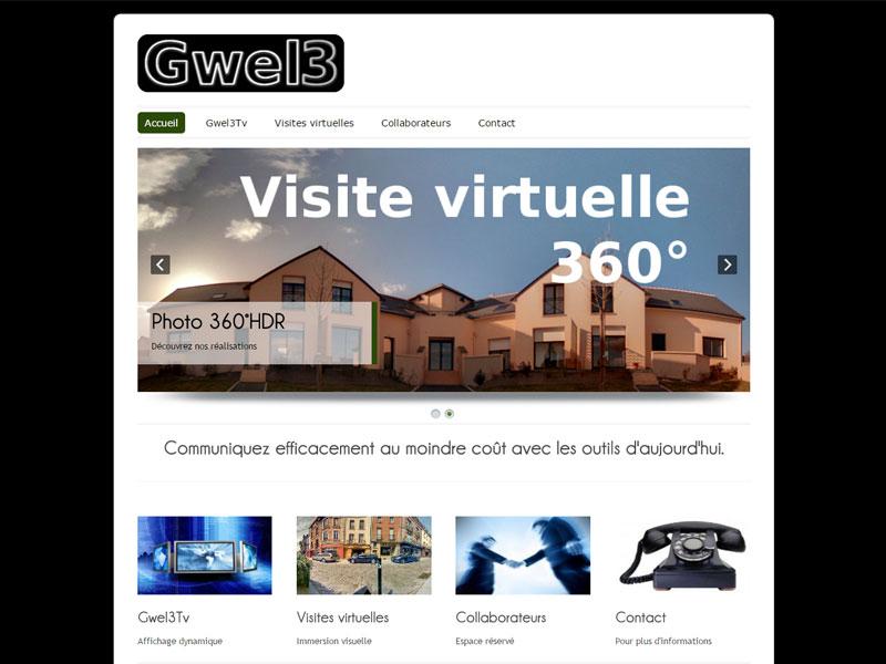 Gwel3, visite virtuelle à 360 degrés