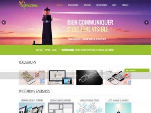 inforescence, création de sites internet à Lorient Morbihan