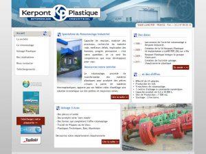 Kerpont Plastique ets le spécialiste du rotomoulage industriel