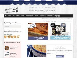 Recettes bretonnes, crêpes, galettes, kouign amman