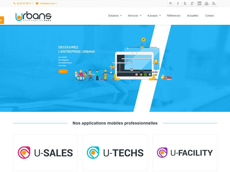 urbans.fr, expert en applications mobiles professionnelles