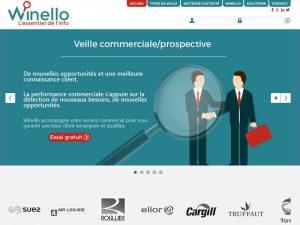 Winello, veille sur internet et revue de presse